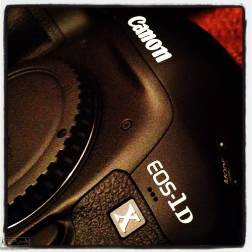 Canon 1DX. Photo: ©Edmond Terakopian