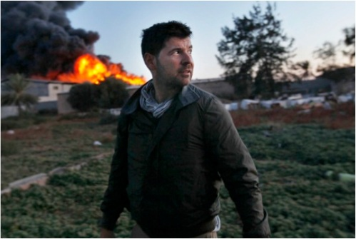 On April 20, 2011, photojournalist Chris Hondros was killed whilst working in Misrata, Libya, covering the events of the bloody conflict.
