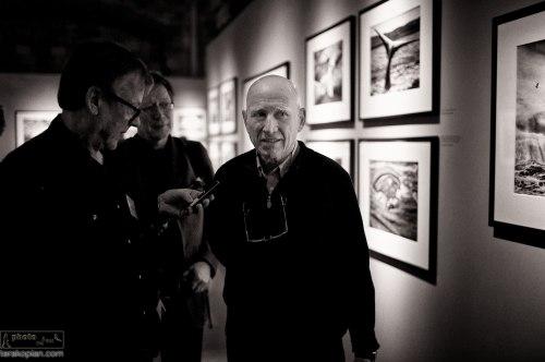 World premiere of Sebastião Salgado's Genesis Exhibition at the Natural History Museum in London, UK. April 09, 2013. Photo: Edmond Terakopian