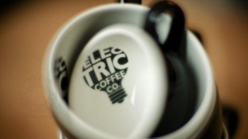 Electric Coffee Company, Ealing, London. Photo: ©Edmond Terakopian / 2013.