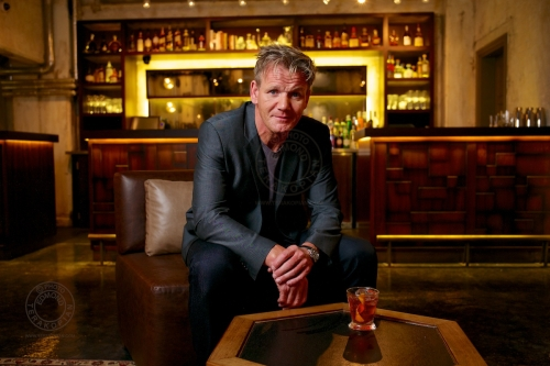 Gordon Ramsay at his Union Street Bar, 47-51 Great Suffolk Street, Southwark, London SE1.  August 30, 2013. Photo: ©Edmond Terakopian