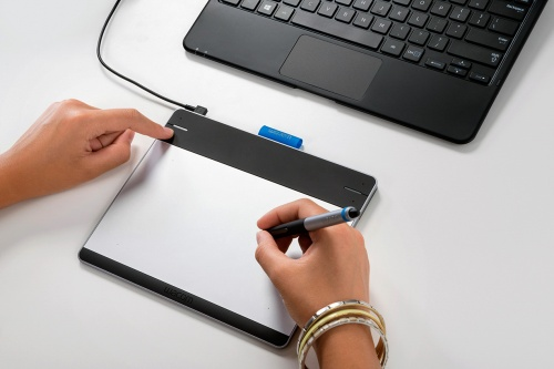 The Wacom Intuos small tablet. Photo: ©Wacom
