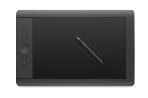 The Wacom Intuos Pro medium tablet. Photo: ©Wacom