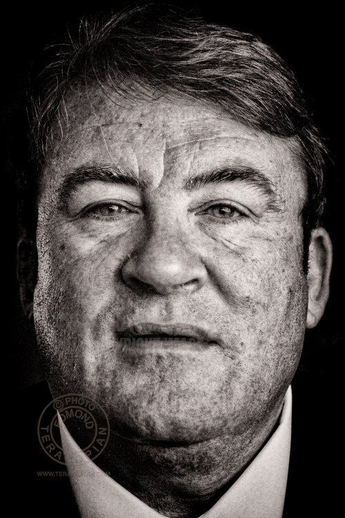 A portrait of former MP and Minister Tony McNulty, who is hoping to stand again as an MP.. London.  September 20, 2013. Photo: ©Edmond Terakopian