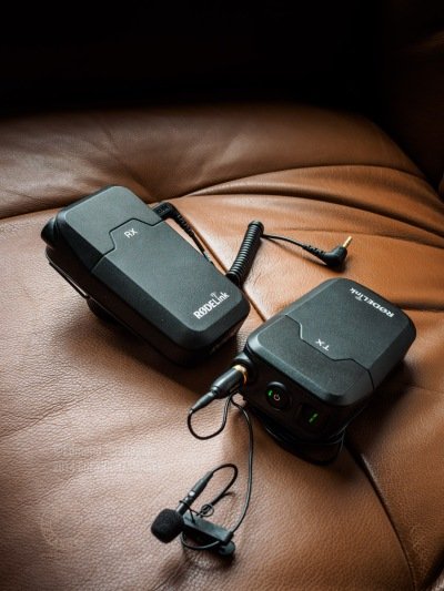 The new Rodelink wireless setup. May 19, 2015. Photo: Edmond Terakopian