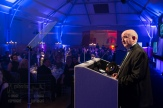 UK PICTURE EDITORS' GUILD CHAIRMAN'S AWARD. Ken Lennox, former picture editor of the News of the World and The Sun. UK Picture Editors' Guild Awards, Honourable Artillery Company, City Road, London. February 25, 2016. Photo: Ben Fitzpatrick