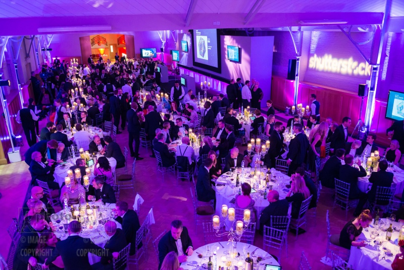 UK Picture Editors' Guild Awards, Honourable Artillery Company, City Road, London. February 25, 2016. Photo: Ben Fitzpatrick