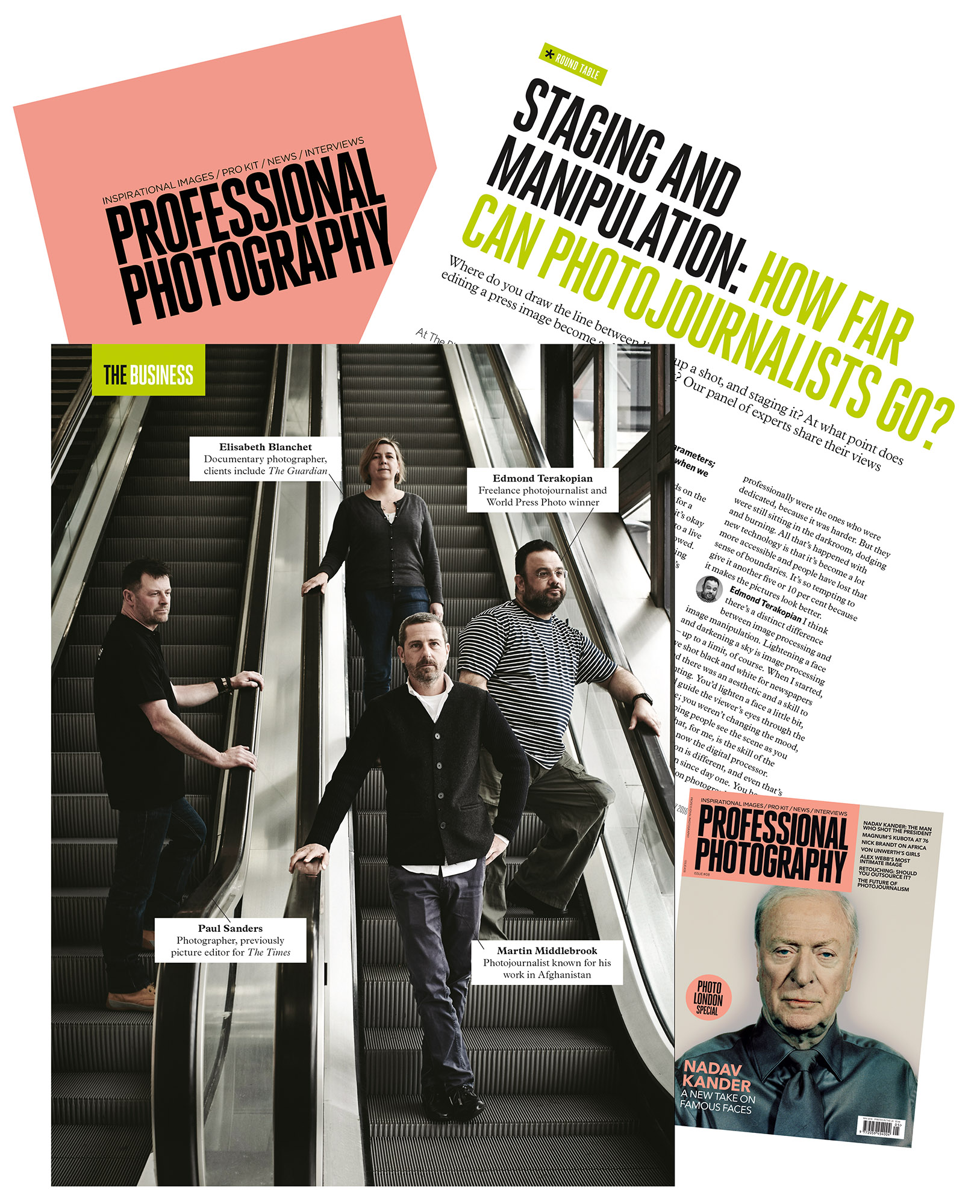 Professional Photographer Magazine May 2016