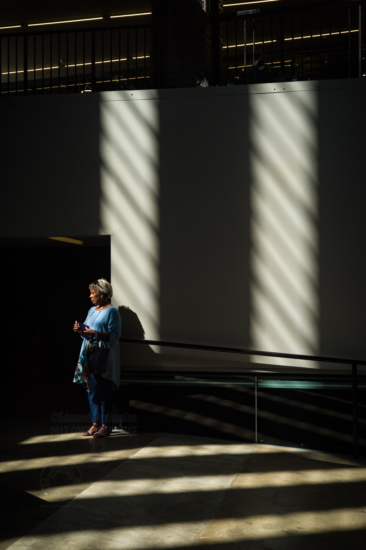 Tate Modern, Bankside, London. August 01, 2017. Photo: Edmond Terakopian